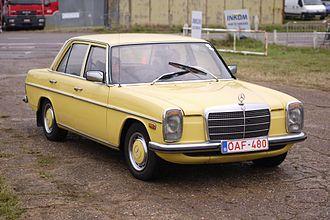 Mercedes-Benz E-Class - Mercedes-Benz (W115)