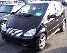 Mercedes A Cl W168