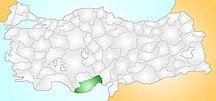 Mersini provints