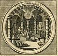 Meteorologia philosophico-politica - in duodecim dissertationes per quaestiones meteorologicas and conclusiones politicas divisa, appositisque symbolis illustrata (1698) (14562476807).jpg