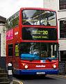 Metroline bus TA115 (V315 GLB) 1999 Dennis Trident 2 Alexander ALX400, Hampstead Heath, route 210, 30 April 2010.jpg