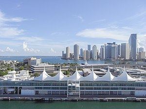 English: Miami, Florida, USA Español: Miami, F...