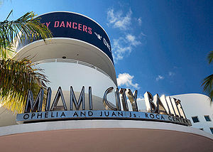 English: Miami City Ballet - Miami Beach