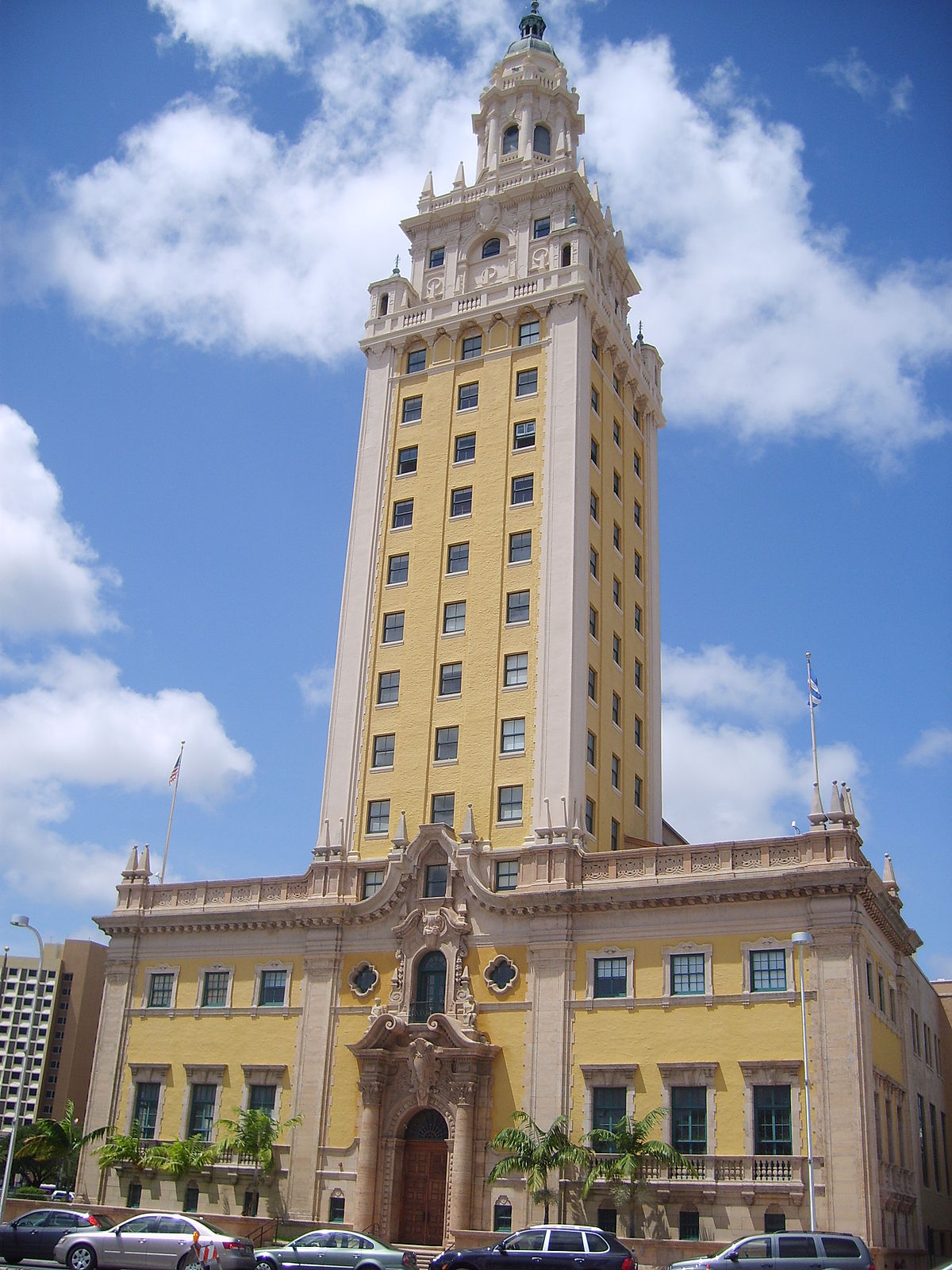 Image result for miami freedom tower