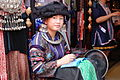 Miao woman in Yangshuo (China).jpg
