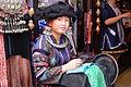 Miao woman in Yangshuo (China).jpg