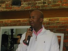 Michael A Brown at DC Candidates Forum 13 Mar 13.jpg
