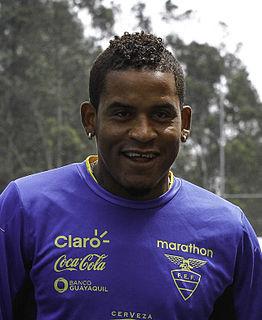 Michael Arroyo Ecuadorian footballer