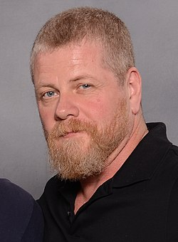 Michael Cudlitz at the 2017 Florida SuperCon