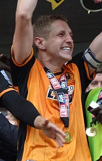 Michael Dawson (footballer) English footballer