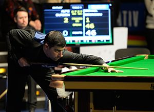 Michael Georgiou - Michael Georgiou at 2015 German Masters