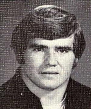 Mike Hoban - Hoban from 1974 Michiganensian