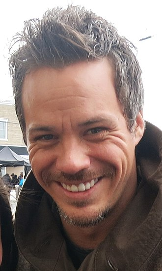 Michael Raymond-James - Raymond-James in 2013.