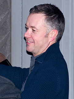 Michael Winterbottom på Filmfestivalen i Berlin 2009.