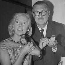 Michaela en Armand Denis (1962).jpg