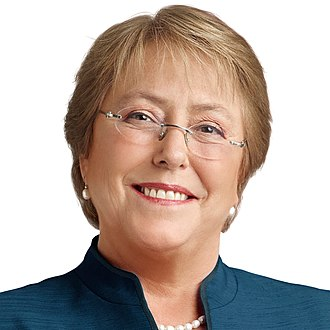 2013 Chilean general election - Image: Michelle Bachelet headshot 2013