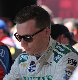 Mike Conway - August 2014 - Sarah Stierch.jpg