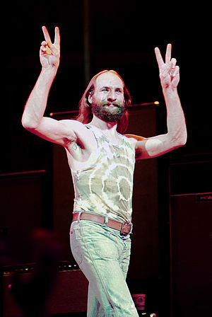 Mike Pinder - Mike Pinder in 1974