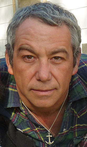 Mike Watt - Mike Watt's March 16, 2009 self-portrait photo.