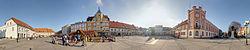 Mikołów Rynek w Mikołowie Marketplace Panorama.jpg