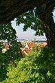 Mikulov - Castle Park - View SW.jpg