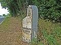 Milestone, A61, Moor End - geograph.org.uk - 207002.jpg