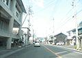 Minamikomatsushimatown Komatsushimacity Tokushimapref Tokushimaprefectural road 120 Tokushima Komatsushima line.JPG