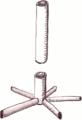 Mini-pied de réparation vélo - 03 Dessin pied rond.png