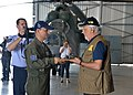 Ministro da Defesa, Jaques Wagner, visita a Base Aérea de Porto Velho - RO (16730589038).jpg