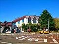 Miyauchi Station East Entrance 2018,11.jpg