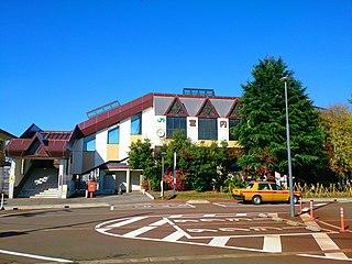 Miyauchi Station (Niigata) Railway station in Nagaoka, Niigata Prefecture, Japan