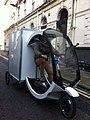 Modern Cargo Trike In London.jpg