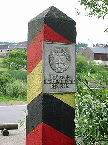 Innerdeutsche Grenze Wikipedia