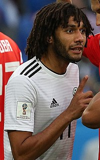 Mohamed Elneny Egyptian association football player