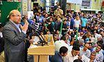 Mohammad Bagher Ghalibaf campaigning at Varamin 1.jpg