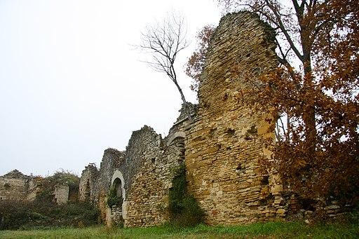 Monastero Santa Maria sud-est