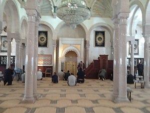 Hanafi Mosque of Bourguiba - Image: Monastir 113