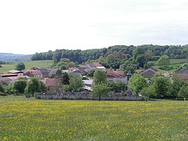A general view of Mondigny