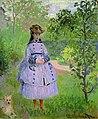 Monet w 283 Mademoiselle Bonnet.jpg