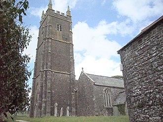 Monkleigh - St George's Church, Monkleigh