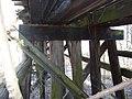 Monroe County - Victor Pike - abandoned railway - trestle - P1120777.JPG
