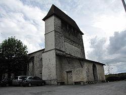 Montaut (Lot-et-Garonne) église.JPG