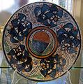 Montelupo, piatto con stemma forse adimari, 1475-1500 ca..JPG