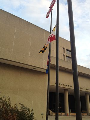 Samuel Sheinbein - The Circuit Court in Montgomery County, Maryland, where the State's Attorney Office is located.