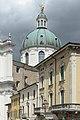Montichiari Piazza Santa Maria e cupola del duomo.jpg