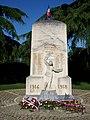 Monument aux morts de Miélan (Gers, France).JPG
