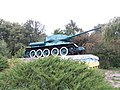 Monument to the tankmen of the Soviet Army, Chortkiv 02.jpg