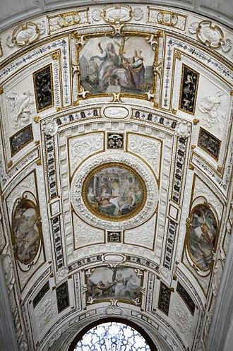 Palazzo Grimani di Santa Maria Formosa - Monumental staircase