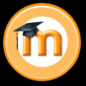 Deutsch: Logo der freien Software Moodle moddl...