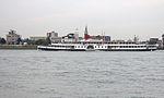 Mooie boot op NIeuw Waterweg bij Rozenburg.jpg